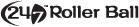 LOGO 247 ROLLER BALL