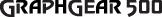 LOGO GRAPHGEAR500